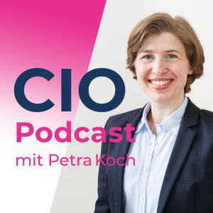 CIO Podcast mit Petra Koch